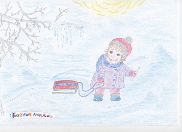Детские стихи о зиме, детские стихи про снег и мороз, стихи детям о холоде и Севере, стихи для детей о зимних играх и забавах