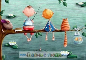 37 Иллюстрации Эллины Эллис, красивые детские иллюстрации, красивые иллюстрации к детским книжкам