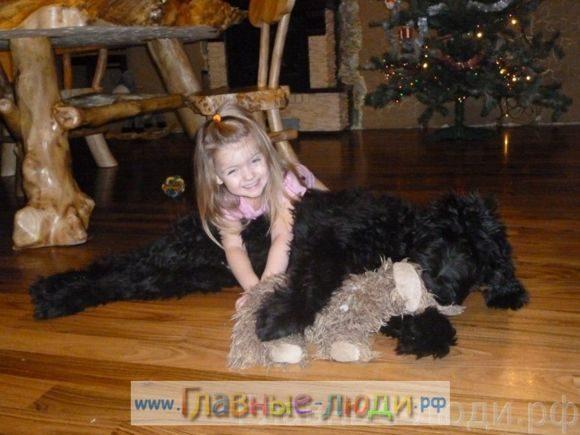 2 Каджому ребенку по собаке! Каждому ребенку по мечте! стихи Елена Крассула, сайт Главные люди